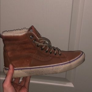 Vans all weather shoes